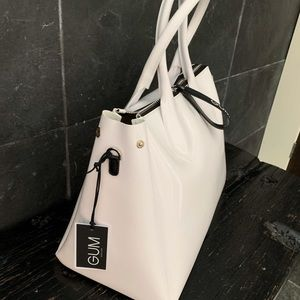 GUM Design Rubber Bag - Made in Italy 36x28x18.